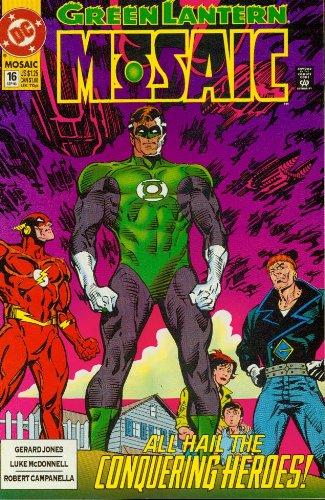 (Green Lantern Mosaic #16 All Hail the Conquering)