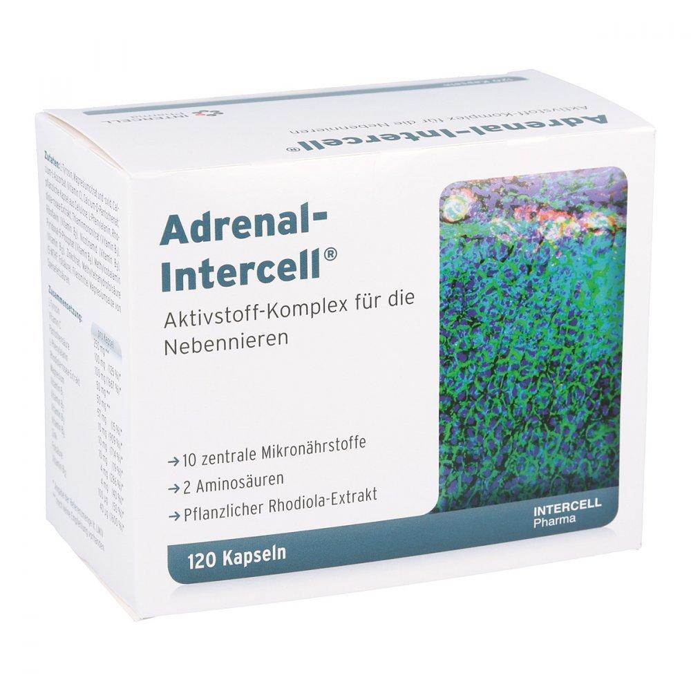 Adrenal-Intercell, 120 Kapseln: Amazon.de: Drogerie & Körperpflege