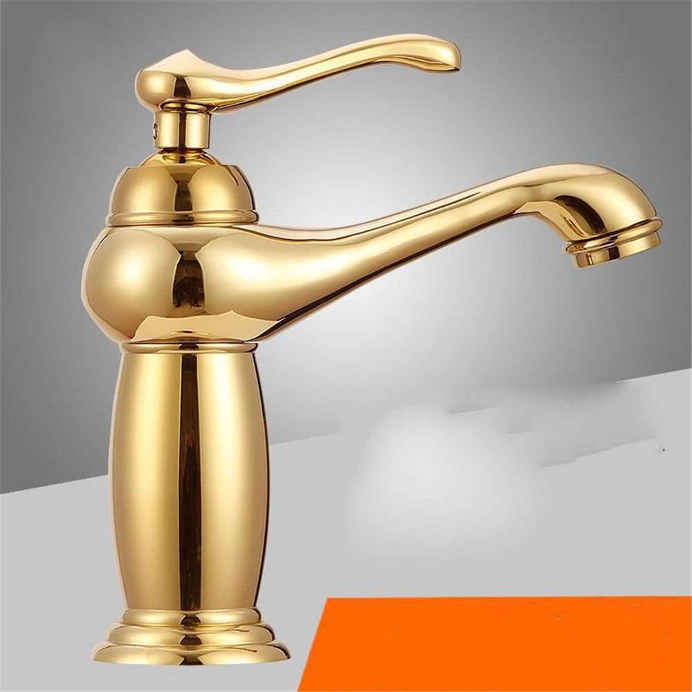 B NewBorn Faucet Kitchen Or Bathroom Sink Mixer Tap The Waterfall Full Copper Hot And Cold Lowered Vanity Area With A Sink Water Tap