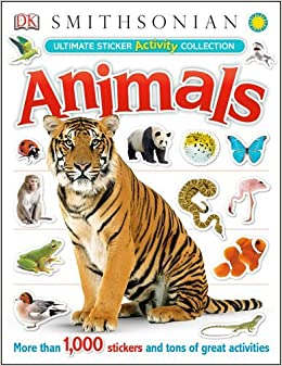 Book Ultimate Sticker Activity Collection: Animals (Ultimate Sticker Collections) by DK Publishing (2012-06-18)