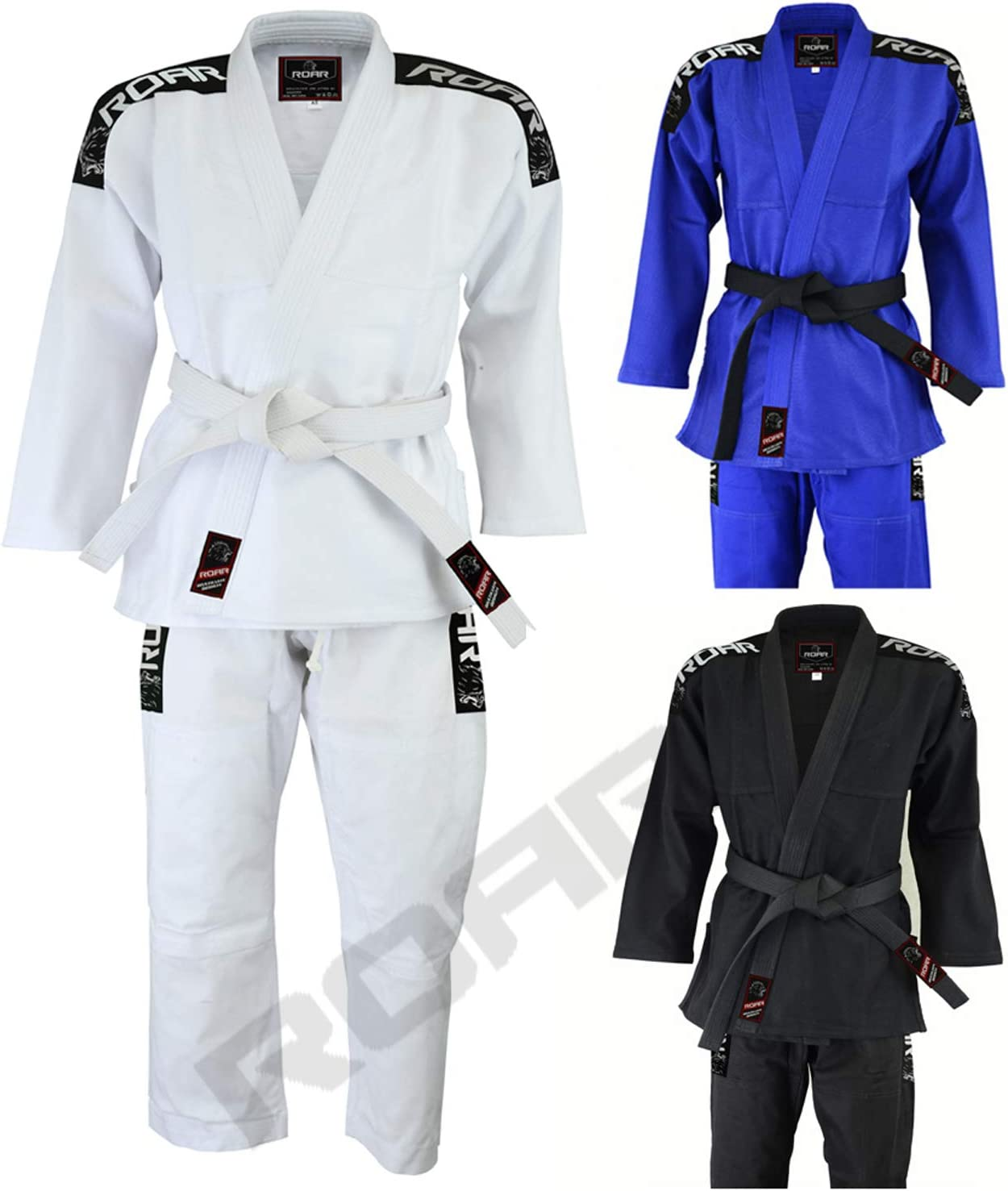 柔術Roar GI MMA Fight Grappling着物Martial Arts Bjj Suit