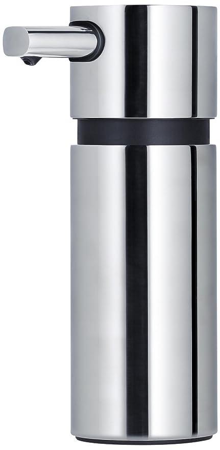 Blomus Areo Dispensador de jabón Pulido de Acero Inoxidable 220 ml