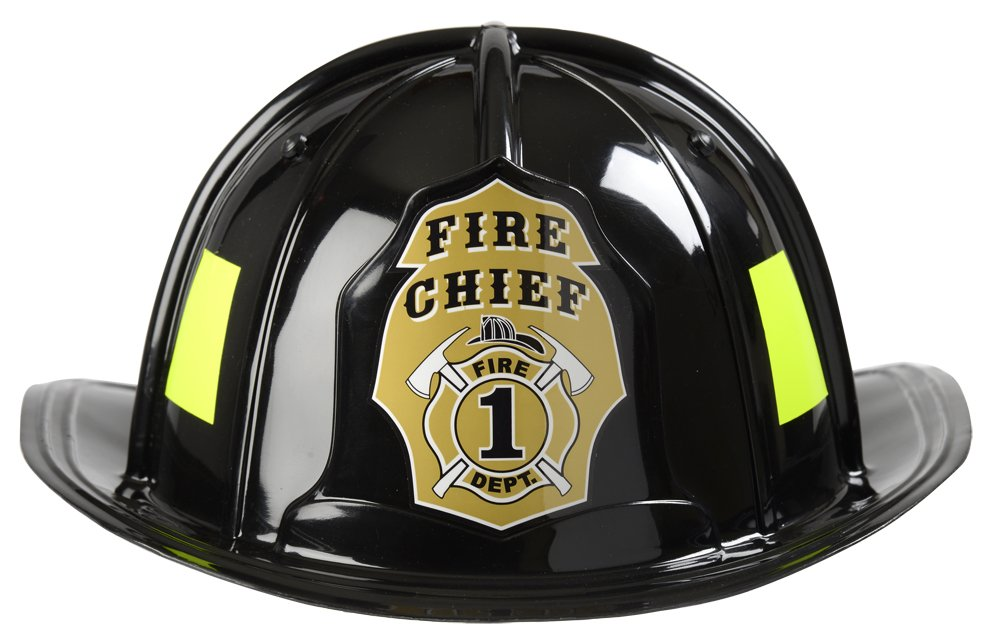 Aeromax Black Fire Chief Helmet by Aeromax (Image #6)