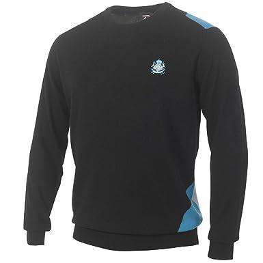 238accc688f4 Ian Poulter IJP Design Parquet Golf Jumper Size-XS Colour-Black   Amazon.co.uk  Clothing