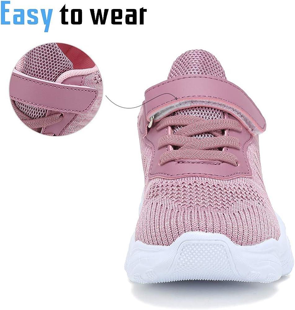 lext/érieur et lint/érieur ByBetty Baskets pour enfants gar/çons et filles Chaussures de course l/ég/ères et d/écontract/ées pour l/école