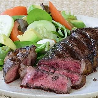 product image for Buffalo NY Strip Steaks - 16 steaks, 10 oz ea