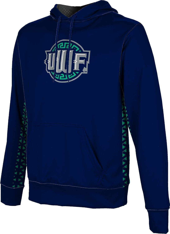 ProSphere University of West Florida Boys Hoodie Sweatshirt Geometric