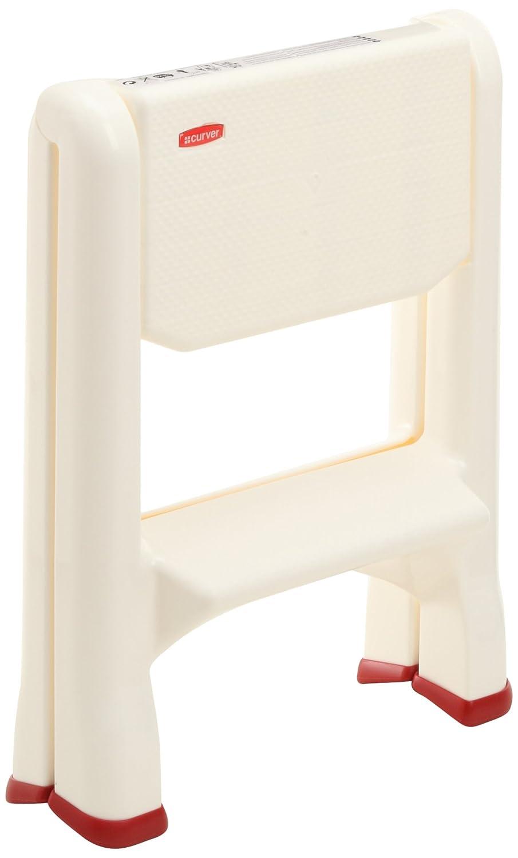 Curver Bricolage 155187 Folding Stool 2 Steps White Amazon.co.uk Kitchen u0026 Home  sc 1 st  Amazon UK & Curver Bricolage 155187 Folding Stool 2 Steps White: Amazon.co.uk ... islam-shia.org