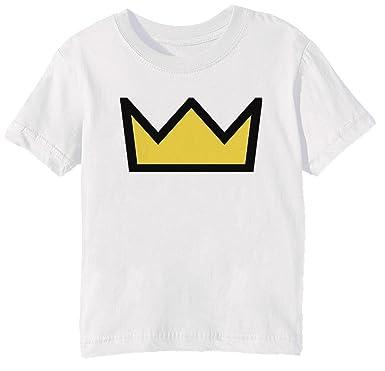 59cf55ceac Riverdale - Bughead, Betty Cooper Krone Kinder Unisex Jungen Mädchen  T-Shirt Rundhals Weiß Kurzarm Alle Größen Kids Boys Girls White All Sizes:  Amazon.de: ...