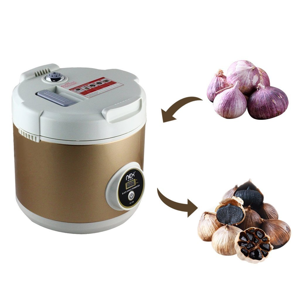NEX HT-KF20 black Garlic Fermenter, Gold by NEX