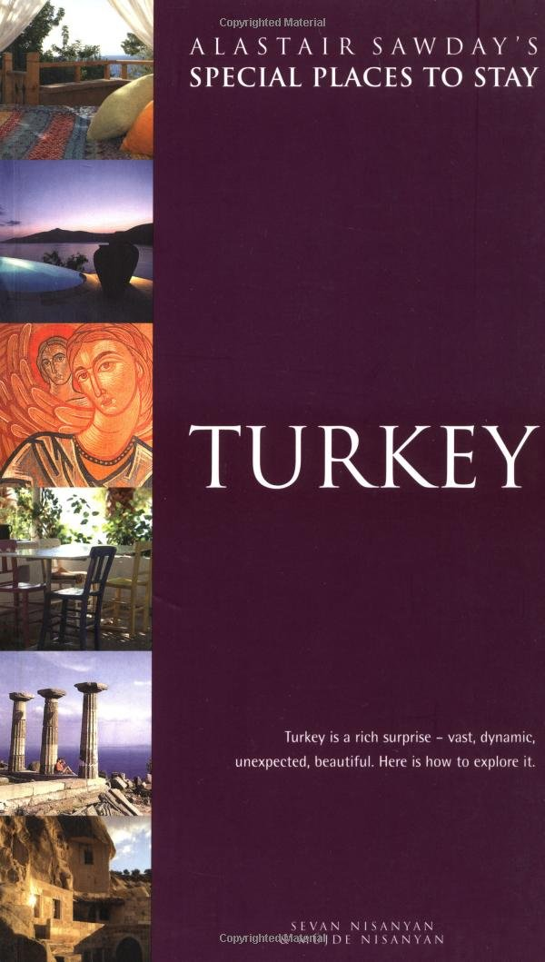 Turkey (Alastair Sawday's Special Places to Stay) pdf epub
