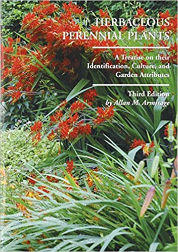 Does Identifying Armitage As Original >> Herbaceous Perennial Plants A Treatise On Their Identification