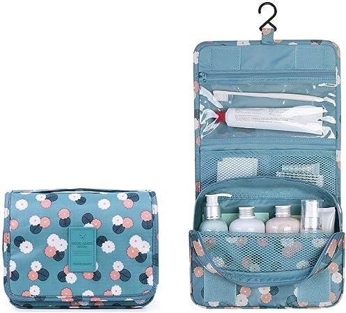 Naisidier – Bolso, Pack, Neceser para Viaje, Neceser, kosmetische Bolsa, Funda Resistente Al Agua, multifunción Bolsa de Viaje para Maquillaje/Lavar/Nadar, 1, Medium: Amazon.es: Hogar