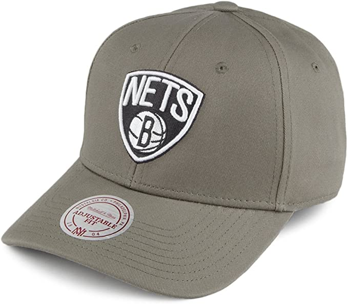 Gorra de béisbol Team Logo Low Pro Brooklyn Nets Mitchell & Ness ...