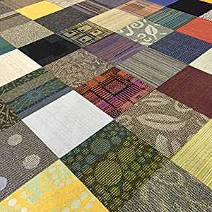 Amazon Com Flor Mix N Match Carpet Tiles Kitchen Amp Dining
