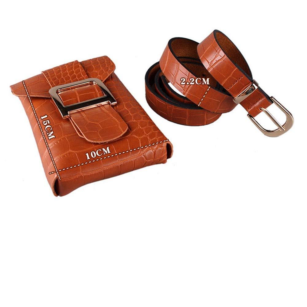 Color : Navy Blue Women Waist Bag Belt Bags Snakeskin Pattern Buckle PU Fanny Pack Removable Belt with Waist Pouch Outdoor Travel Sport Bag Ladies Mini Purse Cell Phone Pouch Phone Purse Handbag