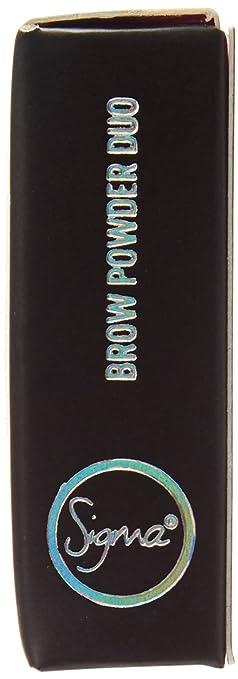 Color + Shape Brow Powder Duo - Medium by Sigma #11