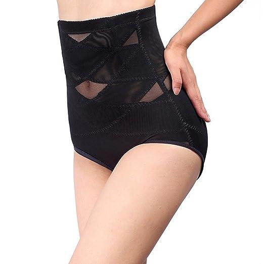 5a81190710ddf AVENBER Women Body Shaper Control Slim Tummy High Waist Shapewear Briefs  Panty Underwear at Amazon Women s Clothing store