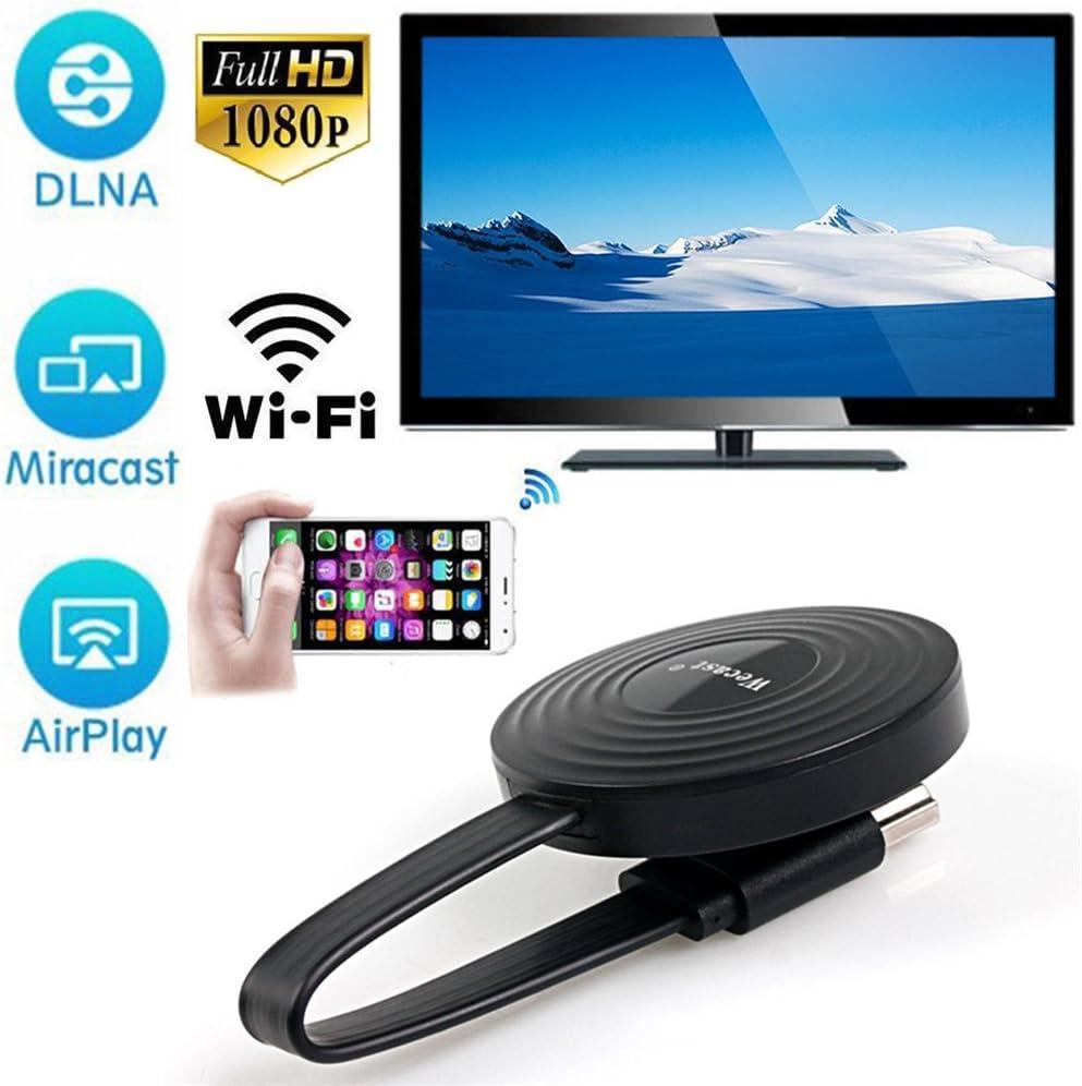 Inalámbrico WiFi pantalla HDMI 1080P Full HD Receptor de ...
