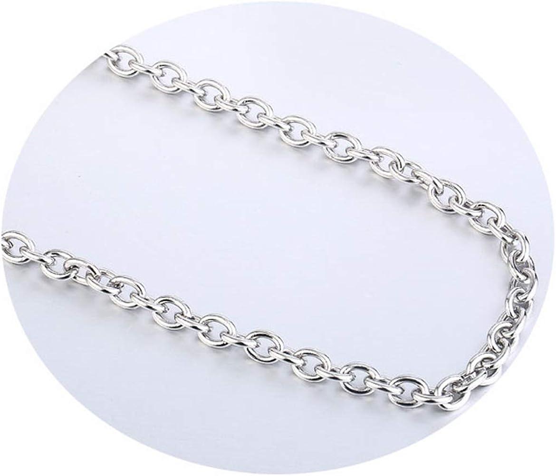 Amazon.com: AMDXD - Cadena de acero inoxidable para hombre ...