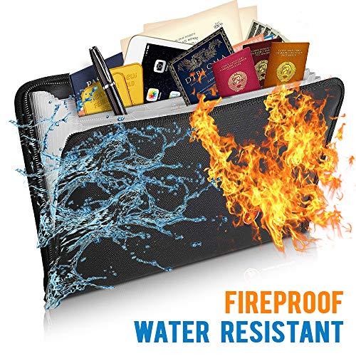 Taillansin Fireproof Document Bag 14