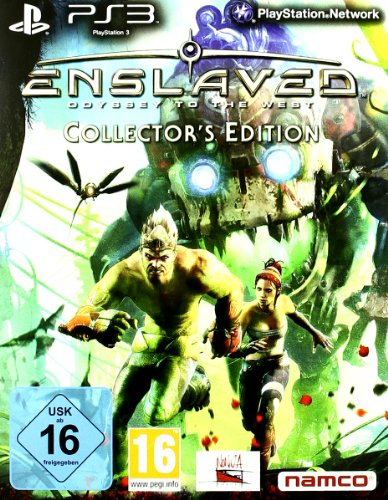 Enslaved Odyssey to the West Collector's Edition Ps3 Eu Version