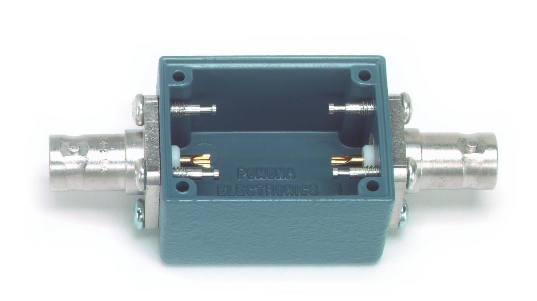 Miniature Shielded Aluminum Enclosure F Pomona 3751 500 VRMS New! BNC
