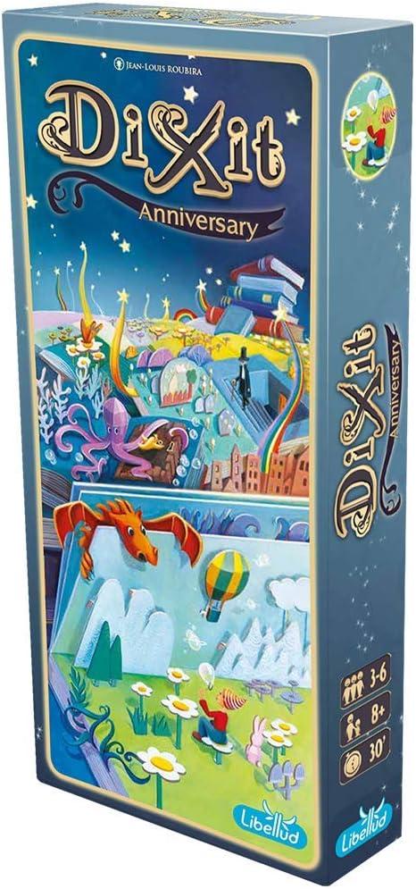 Asmodee - Dixit Anniversary 2 Edición (DIX11ML2): Amazon.es ...