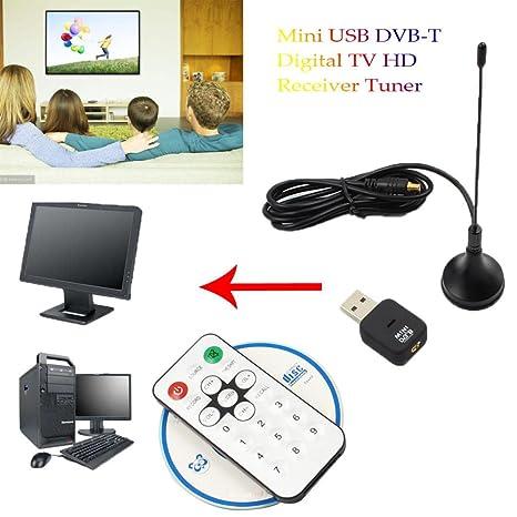 Review [Digital TV HDTV Stick