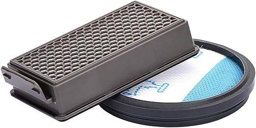 INTVN Kit de Filtro de Espuma,Filtro HEPA para Rowenta,filtros aspiradora para Rowenta RO3715, RO3795, RO3798,para Compact Power Cyclonic Aspiradoras: Amazon.es: Hogar