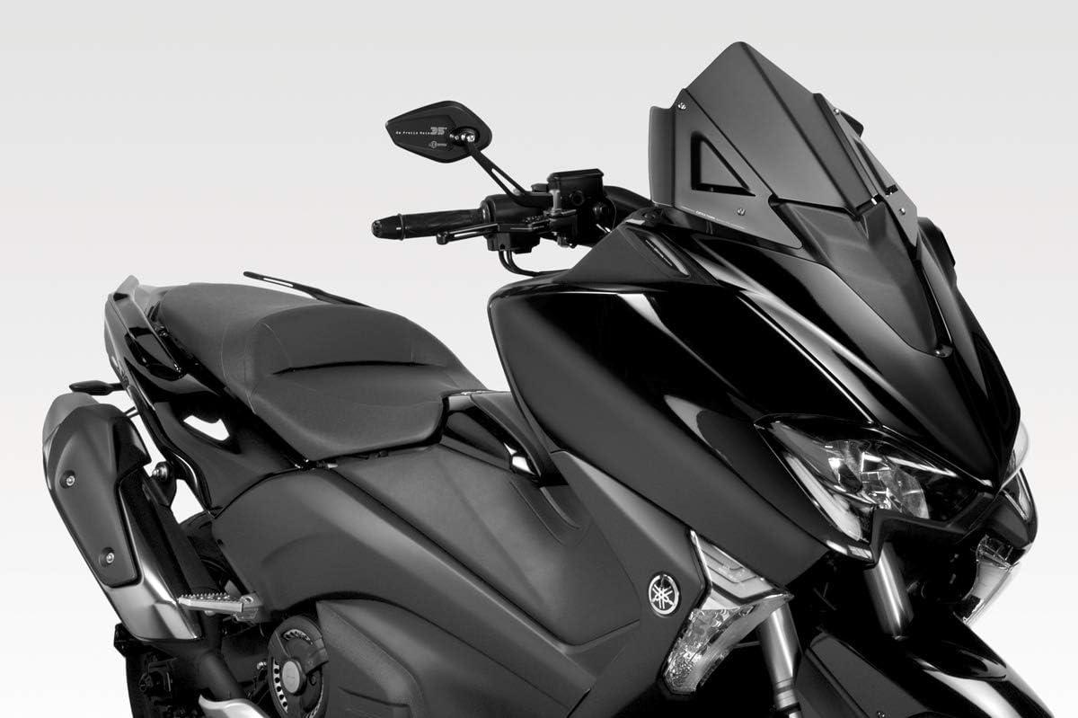 Minuteria Inclusa - Parabrezza in Alluminio DPM Race R-0840 Facile Installazione TMAX 2017//19 Accessori De Pretto Moto Cupolino Exential - 100/% Made in Italy