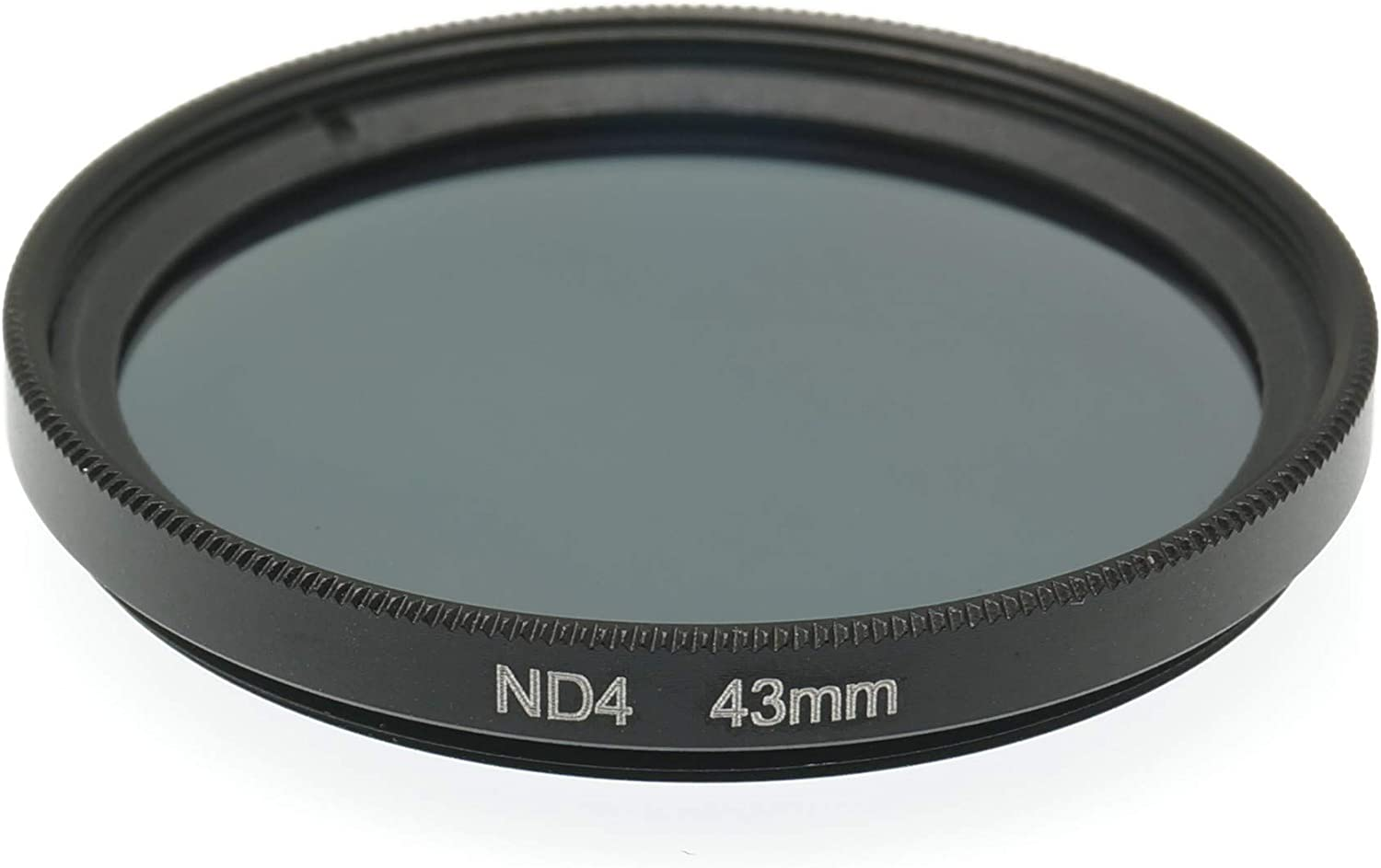 Gadget Place Neutral Density ND4 Filter for Fujifilm XF 23mm F2 R WR//Fujifilm XF 35mm F2 R WR