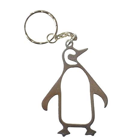 PK Green - Llavero de metal, 3 unidades, diseño de pingüino ...