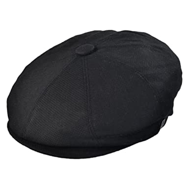 Jaxon Cotton Pique 8 4 Newsboy Cap at Amazon Men s Clothing store  Newsboy Hat  Village Hat Shop a32eb03d189