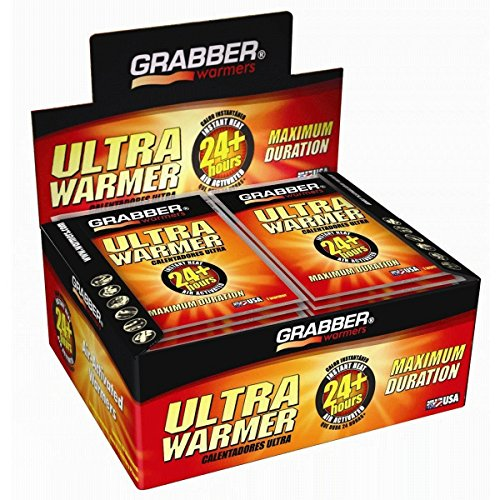 1HandyGrabber 24+ Hour Ultra Warmer Port - Grabber Mycoal Hand Warmers Shopping Results