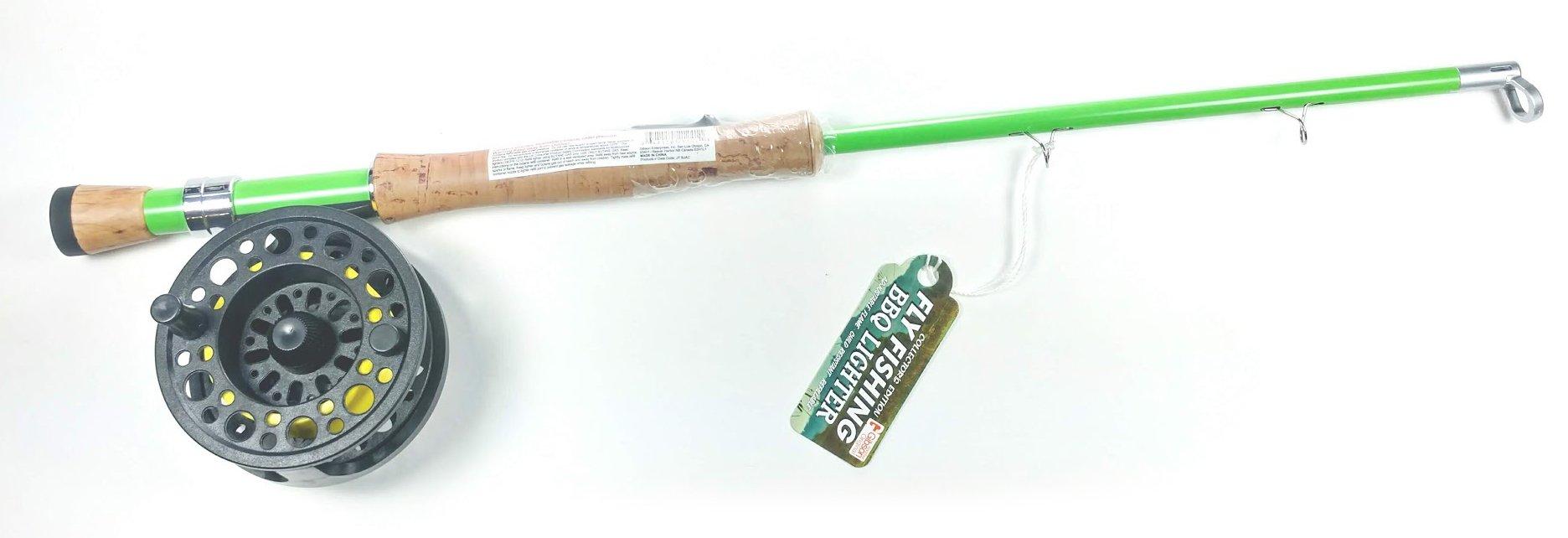 Gibson Fly Fishing BBQ Lighter- Single Lighter