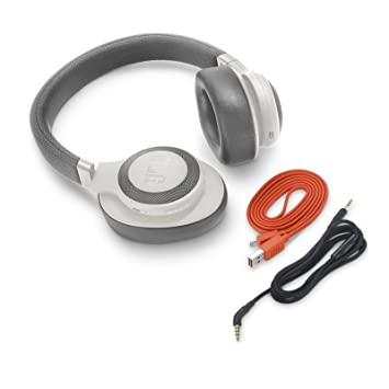 TRP Auriculares inalambricos JBL E65BTNC Noise-Cancelling Headphones New Open Box