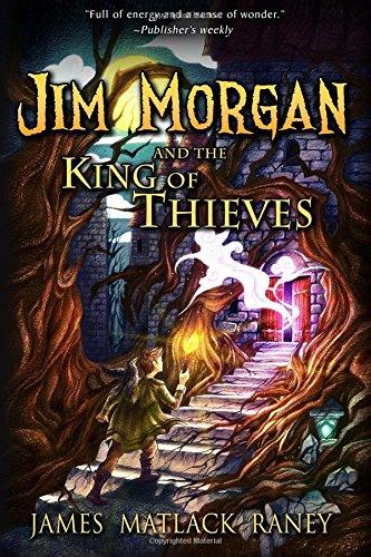Jim Morgan and the King of Thieves pdf