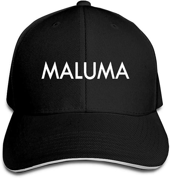 Hengtaichang Maluma Hat Unisex Sunshade Caps Baseball Cap ...