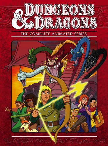 Dungeons & Dragons - The Complete Animated Series by BCI ECLIPSE LLC