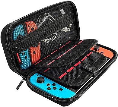 Funda para Nintendo Switch, Estuche de Transporte para Consola NS ...