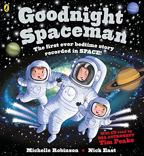 Cd Night Good (Goodnight Spaceman: With CD read by ESA Astronaut Tim Peake)