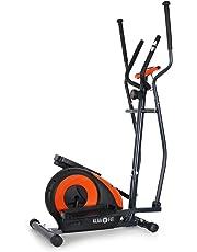 Klarfit Ellifit FX 250 - Vélo elliptique Ordinateur de Bord pulsomètre - Crosstrainer (Max 110kg)