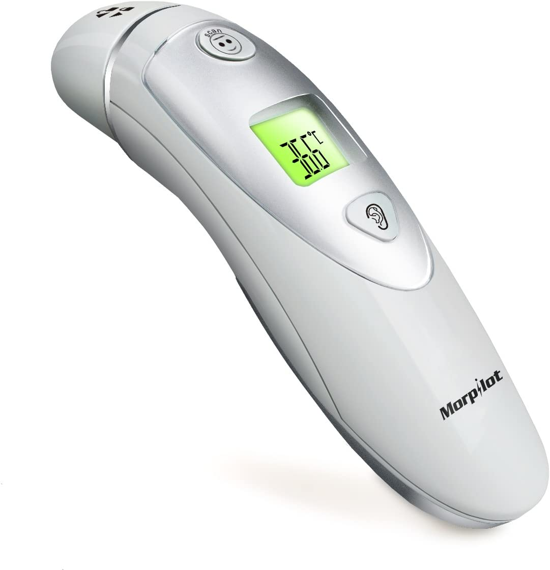 Ben2Co Digital Non-contact IR Infrared Thermometer Forehead Temperature Meter