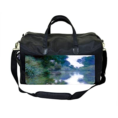 Claude Monet Branch Of The Siene Near Giverny Weekender Bag