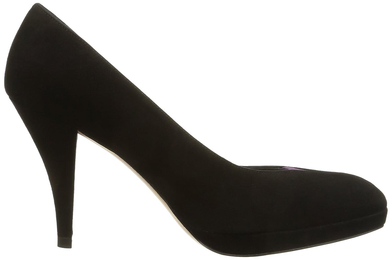 Womens Perla Court Shoes Black Size Farrutx 3ki4fn
