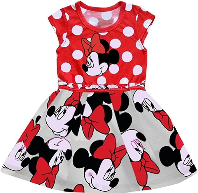 Eyekepper Vestido niños/niñas – Disfraz Princesa Beaute Fete Party ...