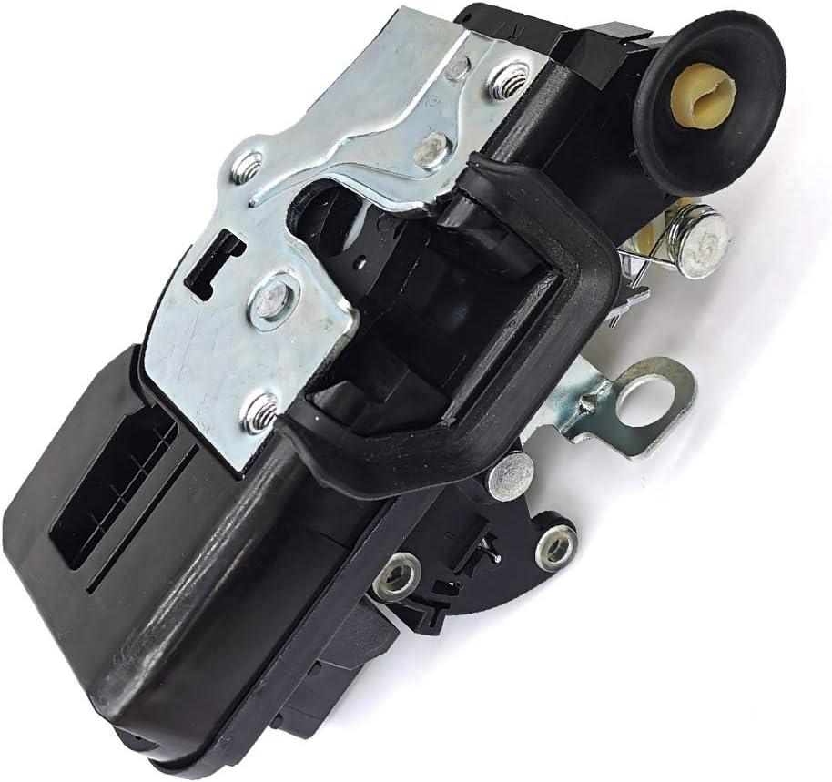 FEXON 931-327 Door Lock Latch Actuator Motor for 2007-2009 GMC Yukon Chevrolet Silverado Cadillac Escalade Replace 25876394