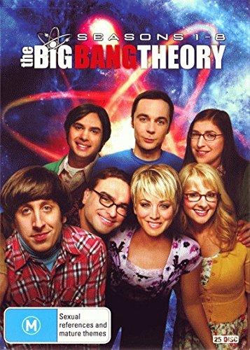 The Big Bang Theory: Seasons 1 - 8 [NON-USA Format / PAL / Region 4 Import - Australia] (The Big Bang Theory Season 8 Dvd compare prices)