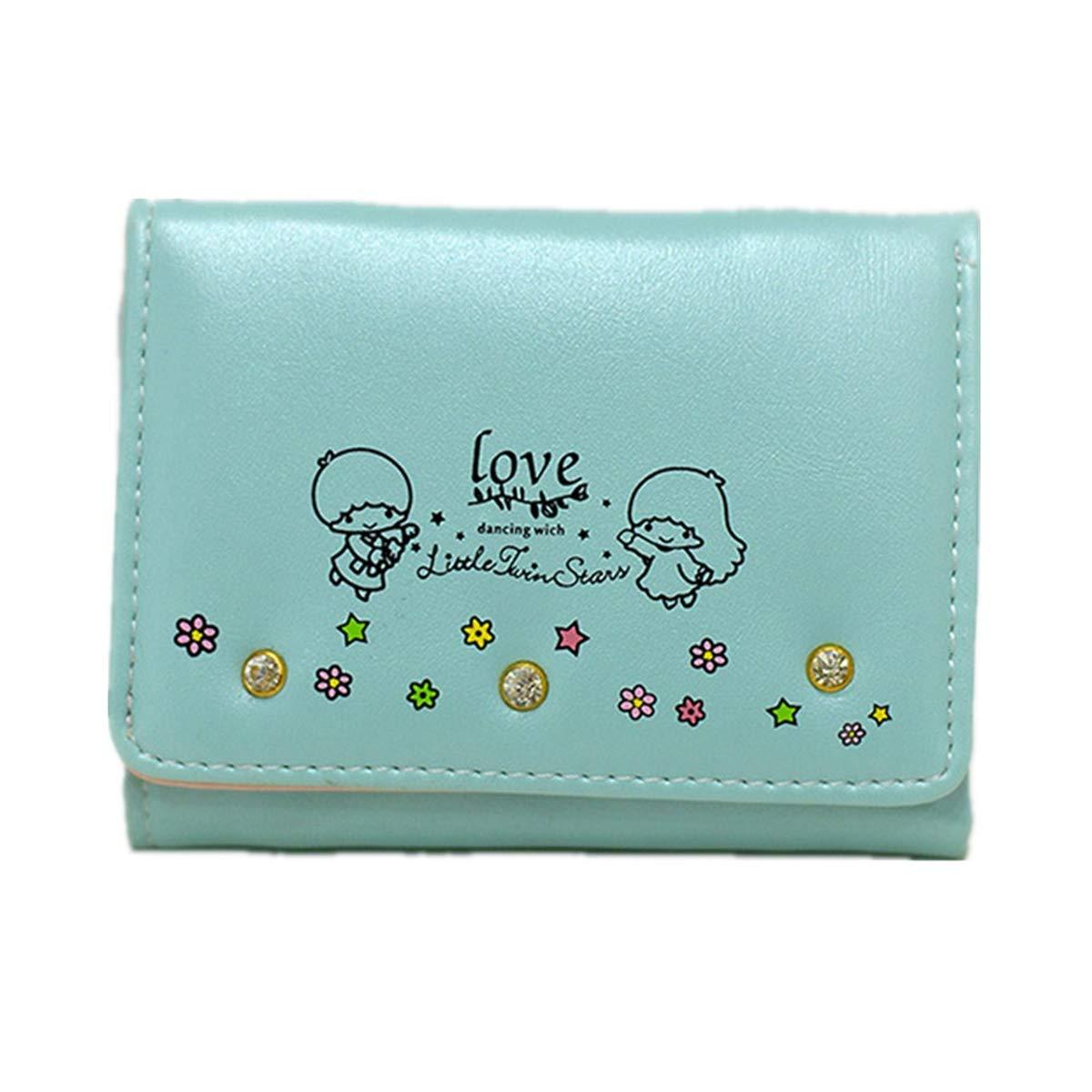 Women Soft Leather Large Capacity Ladies Purse Card Holder
